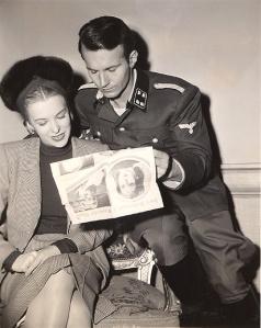 Helmut Dantine and  Andrea King