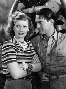 Lucille Ball Chester Morris
