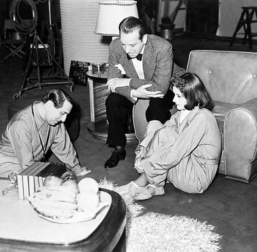 Ernst Lubitsch,Melvyn Douglas,Garbo NINOTCHKA