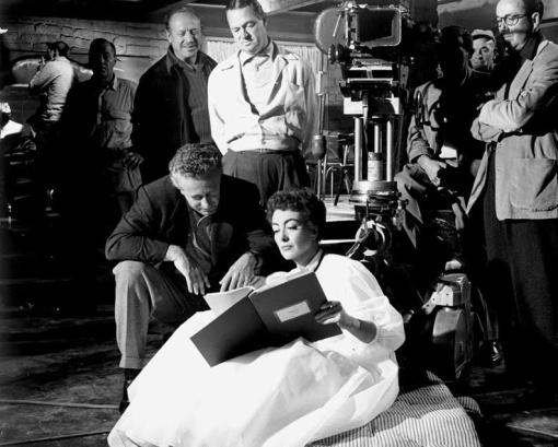 Nicholas Ray,Joan Crawford JOHNNY GUITAR