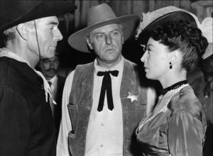 Randolph Scott, Howard Petrie, Marie Windsor