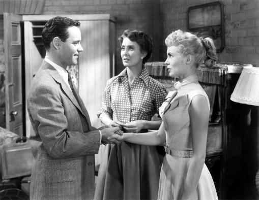 Jack Lemmon,,Betty Garrett,Janet Leigh