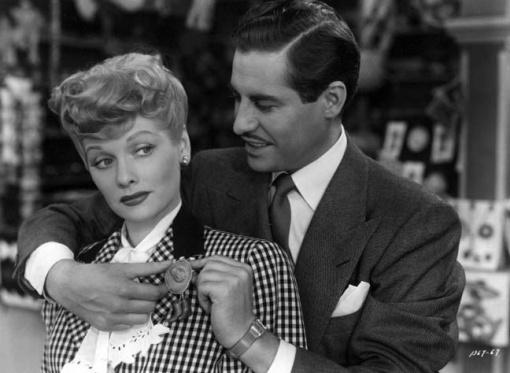 Lucille Ball ,John Hodiak