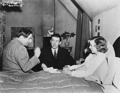 Ernst Lubitsch, James Stewart,Margaret Sullavan Shop Around The Corner