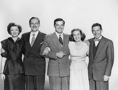 Myrna Loy,Frederic March,Dana Andrews,Teresa Wright,Hoagy Carmichael The Best Years of Our Lives