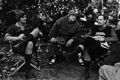 Errol Flynn,Eugene Pallette,Ian Hunter Adventures of Robin Hood