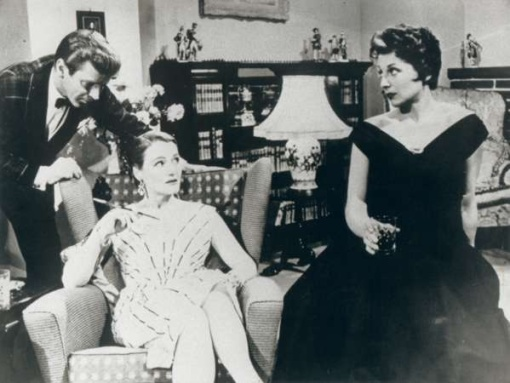 Richard Basehart,Constance Cummings,Faith Brook
