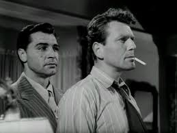 Anthony Caruso,Charles McGraw