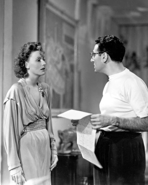 Garbo,George Cukor, Two Faced Woman