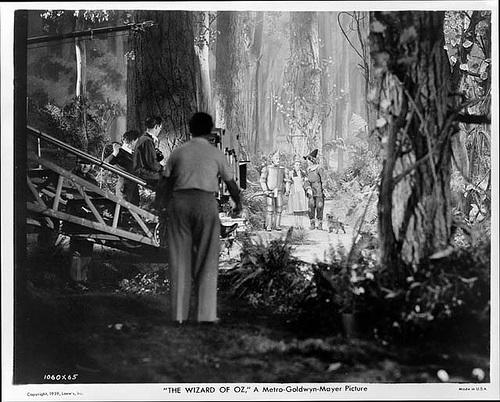 Jack Haley,Judy Garland,Ray Bolger.Wizard of Oz