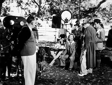 Bette Davis,Humphrey Bogart. Dark Victory