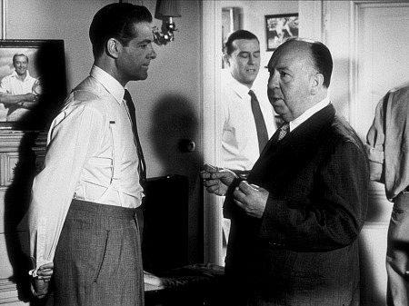 Robert Cummings,Ray Milland. Dial M For Murder