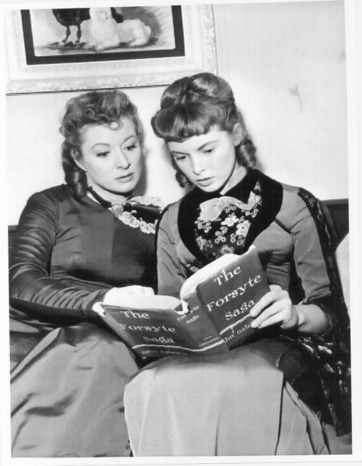 Greer Garson,Janet Leigh. That  Foryste Woman. Is it that good?!