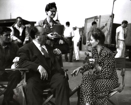 With Tallulah Bankhead.LIFEBOAT