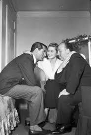 Cary grant, Ingrid Bergman. NOTORIOUS
