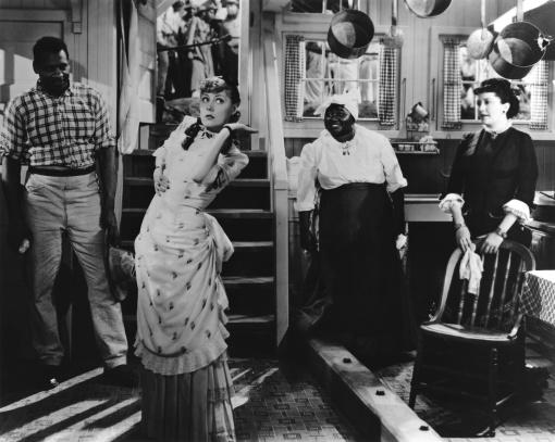 Paul Robeson, Irene Dunne, Hattie McDaniel, Helen Morgan