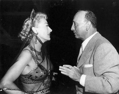 Joan  Crawford,Michael Curtiz. FLAMINGO ROAD