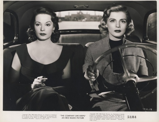 Jane Greer, Lizabeth Scott