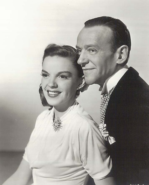 Judy Garland, Fred Astaire EASTER PARADE