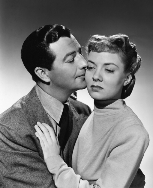 with Robert Taylor. The High Wall