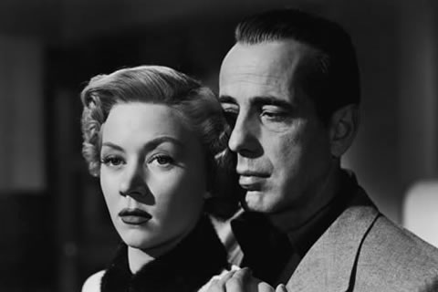 Gloria Grahame,Humphrey Bogart