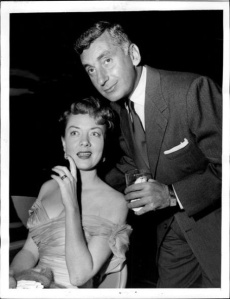 with husband Leo Fred