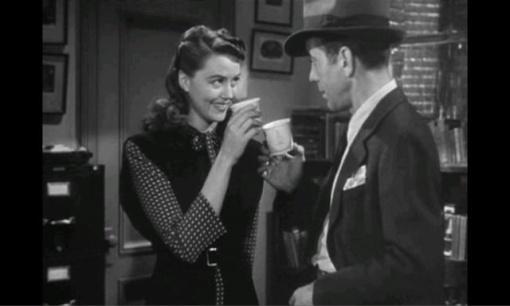 The Big Sleep with Humphrey Bogart