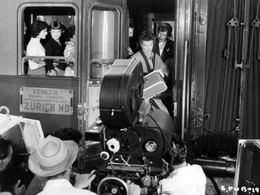 Katharine Hepburn. Summertime