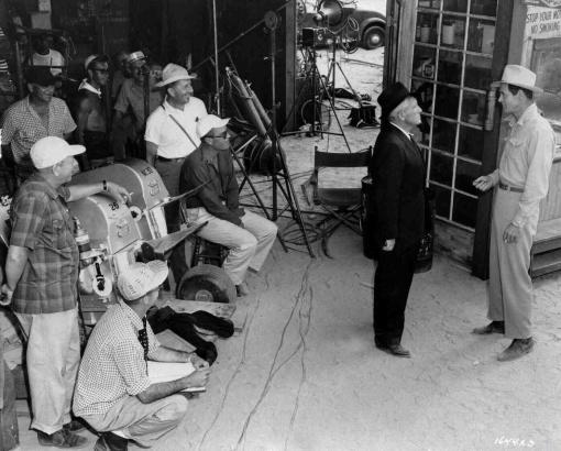John Sturges,Spencer Tracy,Robert Ryan.BAD DAY AT BLACK ROCK