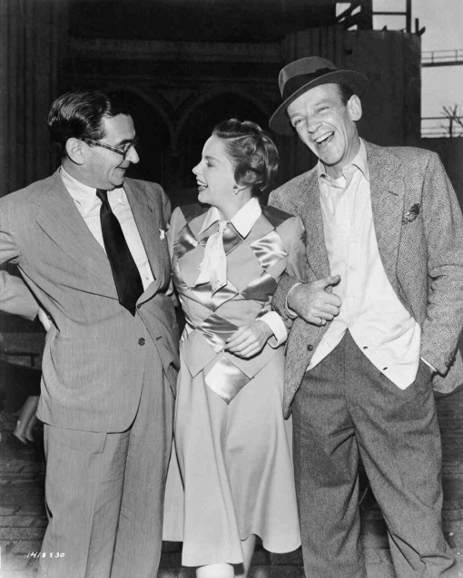 Irving Berlin, Judy Garland, Fred Astaire. EASTER PARADE
