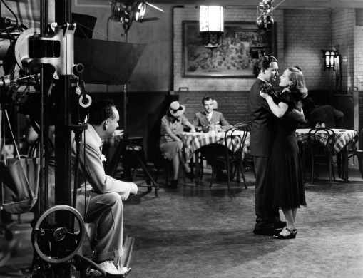 Frank Borzage, Spencer Tracy,Joan Crawford. MANNEQUIN