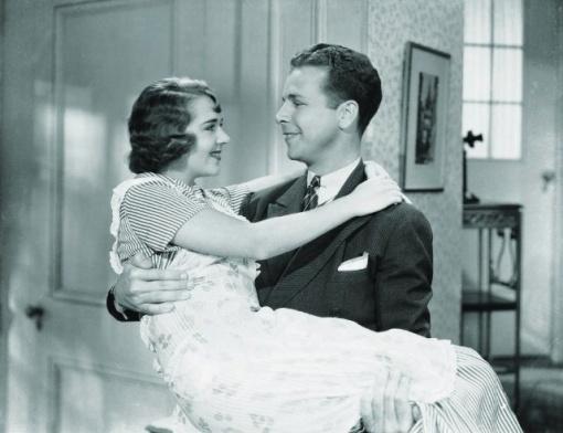 Ruby Keeler,Dick Powell