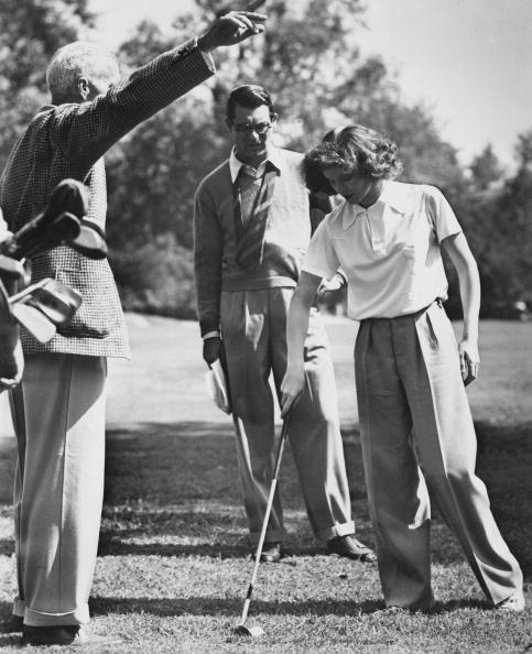 Howard Hawks,Cary Grant,Katharine Hepburn. .BRINGING UP BABY
