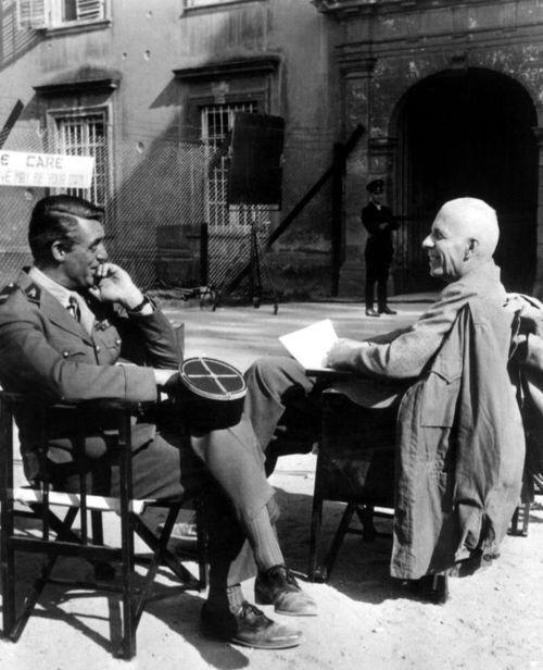 Cary. Grant,Howard Hawks.I Was A Male War Bride