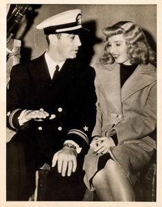 Robert Taylor,Barbara Stanwyck. DOUBLE INDEMNITY