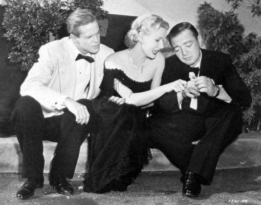 Dan Duryea,June Vincent,Peter Lorre. BLACK ANGEL