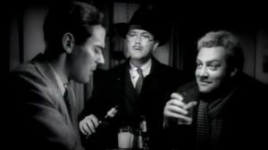 Elliott Reid, Edgar Barrier,Raymond Burr