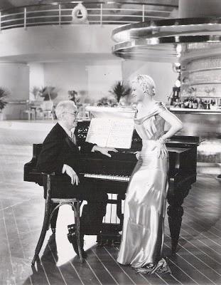Jerome Kern,Jean Harlow. RECKLESS