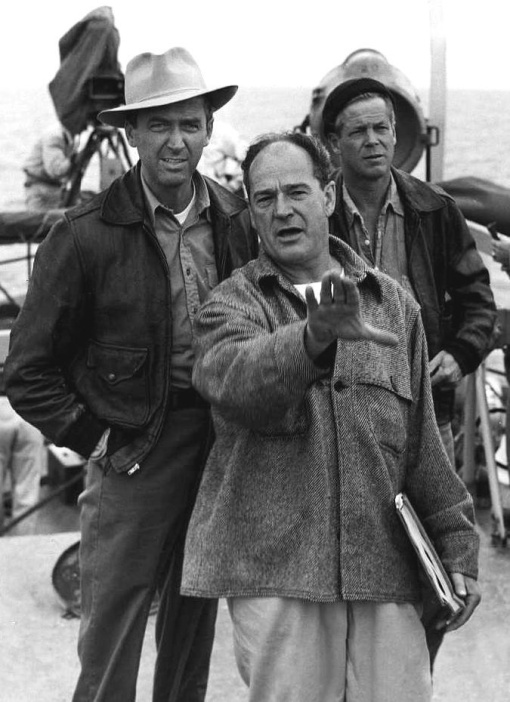 James Stewart,Anthony Mann,Dan Duryea. THUNDER BAY