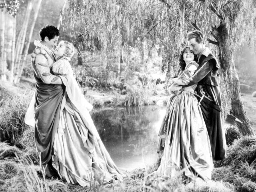 Ross Alexander,Jean Muir,Olivia De Havilland,Dick Powell