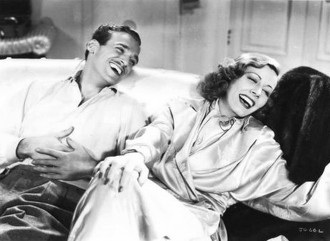 Douglas Fairbanks Jr. Irene Dunne. Joy Of Living