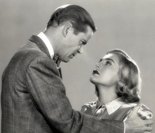 With Dan Duryea. TOO LATE FOR TEARS