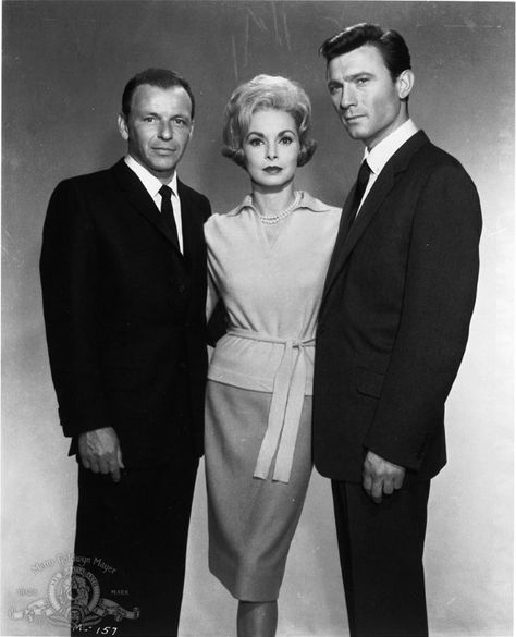 Frank Sinatra. Janet Leigh,Laurence Harvey. THE MANCHURIAN CANDIDATE