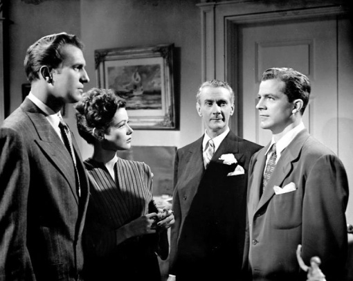 Vincent Price,Judith Anderson,Clifton Webb, Dana Andrews