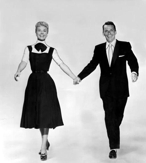 Doris Day,Frank Sinatra. YOUNG AT HEART