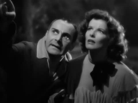 Fritz Feld,Katharine Hepburn