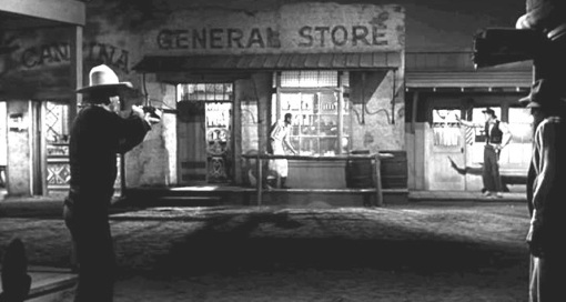 John Wayne,James Stewart,Lee Marvin.THE MAN WHO SHOT LIBERTY VALANCE