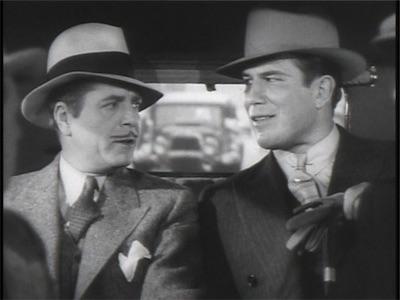 Warner Baxter. Nat Pendleton