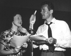 Lurene Tuttle, Howard Duff.