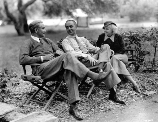Victor Fleming,William Powell, Jean Harlow